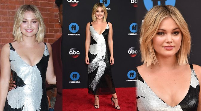 Olivia Holt – Disney ABC Upfront Presentation in New York