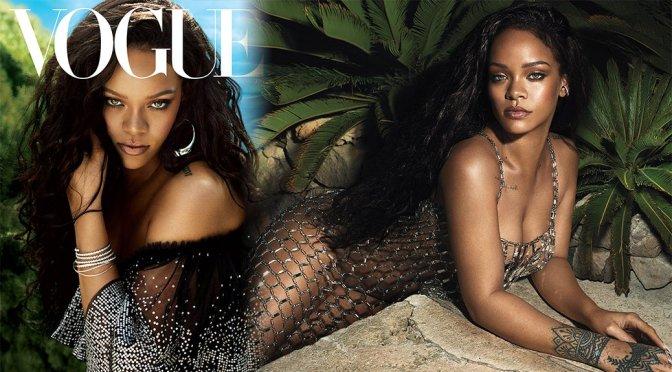 Rihanna – Vogue Magazine Photoshoot (May 2018)