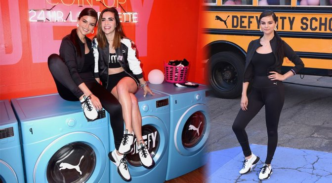 Selena Gomez – Puma Defy City Event in Los Angeles