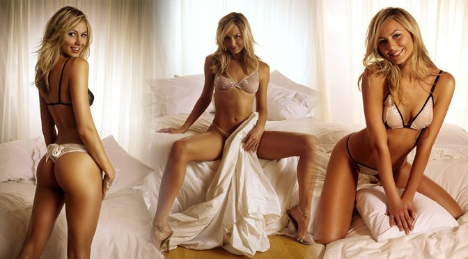 Stacy Keibler – Stuff Magazine Photoshoot (March 2006)