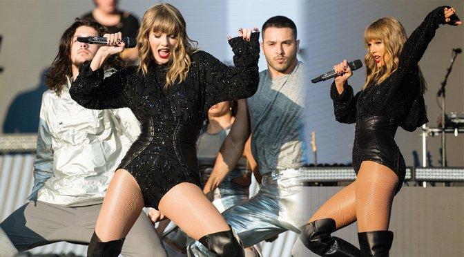 Taylor Swift – 2018 BBC Radio 1's Big Weekend in Swansea