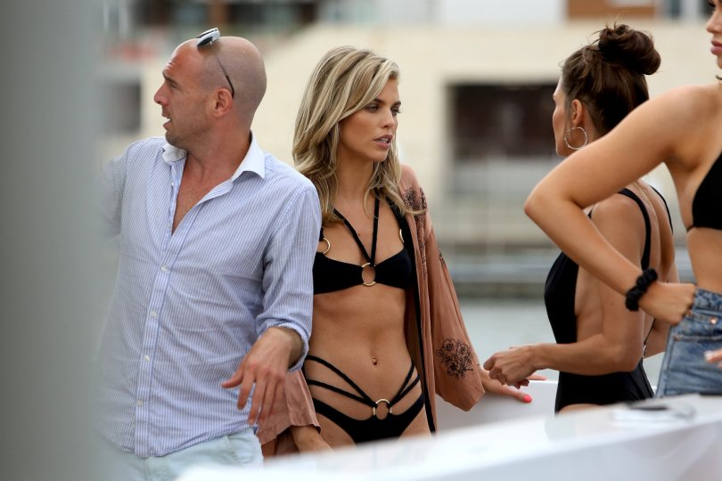 Annalynne Mccord Bikini