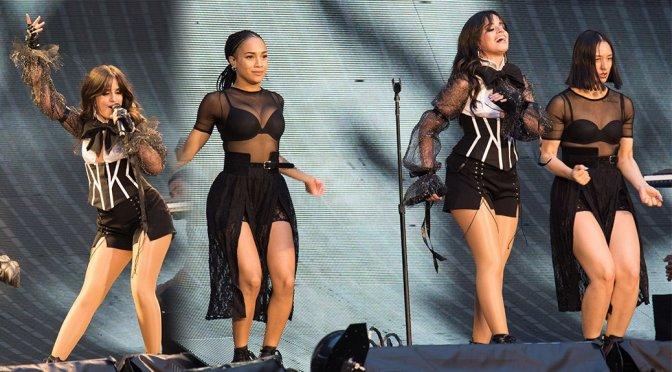 Camila Cabello Performs Live in London