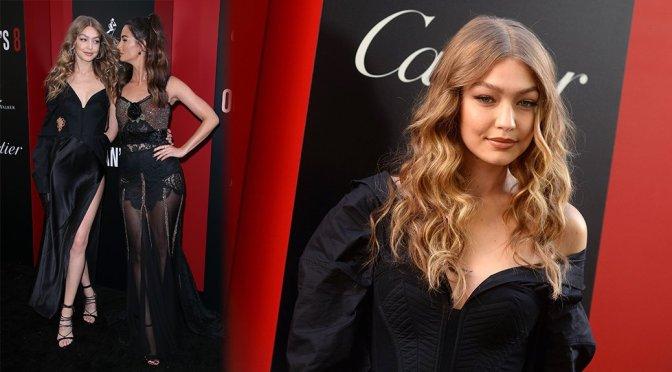 "Gigi Hadid – ""Ocean's 8"" Premiere in New York"