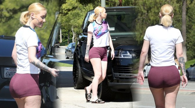 Iggy Azlaea – Candids in Los Angeles