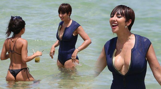 Jackie Cruz Sexy Body