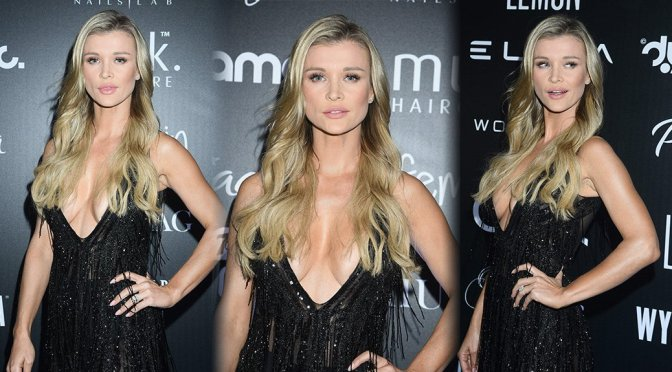 Joanna Krupa – LATINA by Robert Kupisz Fashion Show
