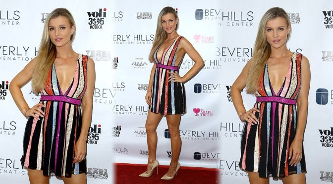 Joanna Krupa – Beverly Hills Rejuvenation Center Grand Opening in Las Vegas