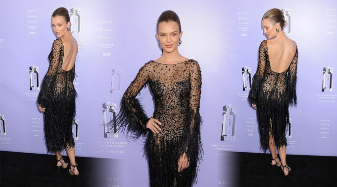 Josephine Skriver – 2018 Fragrance Foundation Awards