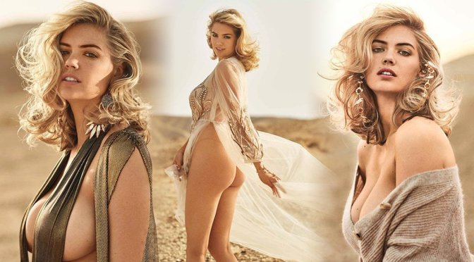 Kate Upton – Maxim Magazine Photoshoot (July/August 2018)