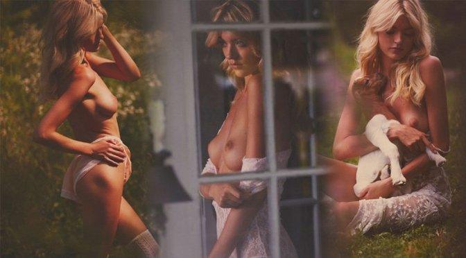 Martha Hunt – S Magazine Naked Photoshoot (NSFW)