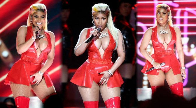 Nicki Minaj – 2018 BET Awards in Los Angeles