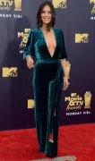 Olivia Munn Braless Boobs