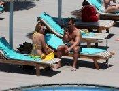 Rhian Sugden Bikini Boobs