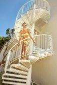 Irina Shayk in sexy yellow bikini