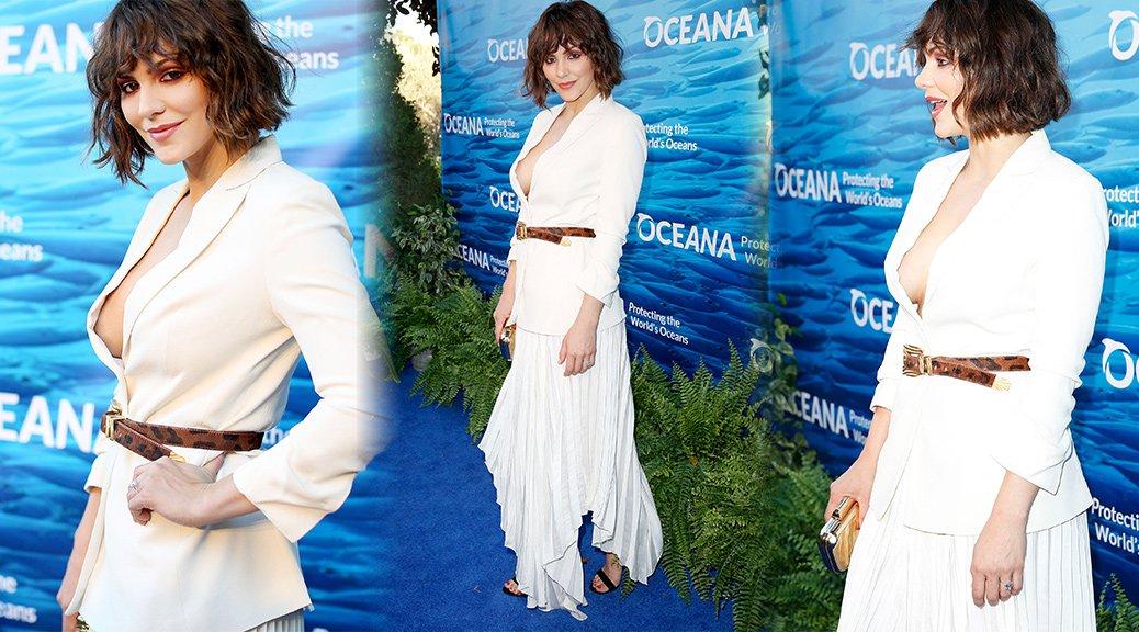 Katharine McPhee - 11th Annual SeaChange Summer Party in Laguna Beach