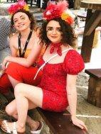 Maisie Williams Beach Festival Sexy
