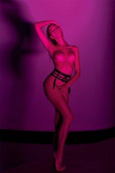 Sandra Kubicka Naked Photoshoot