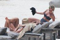 Ashley Tisdale Sexy Bikini In Tulum