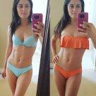 Danica Mckellar Bikini Selfie