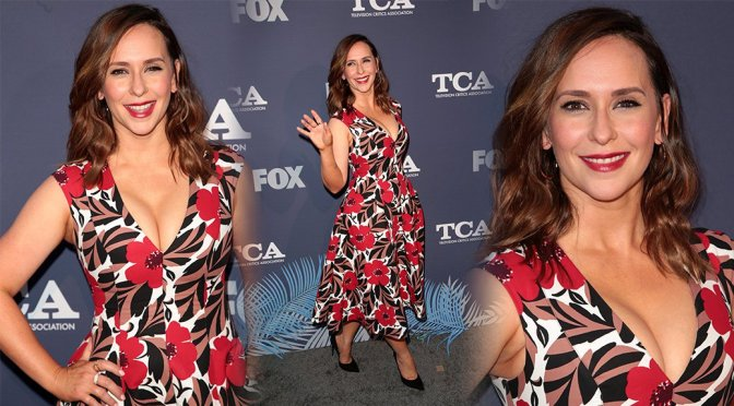 Jennifer Love Hewitt – FOX Summer TCA 2018 All-Star Party in West Hollywood