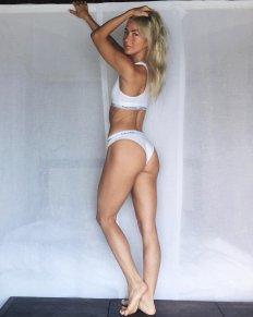 Julianne Hough Calvin Klein Underwear
