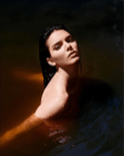 Kendall Janned Naked In Love Magazine