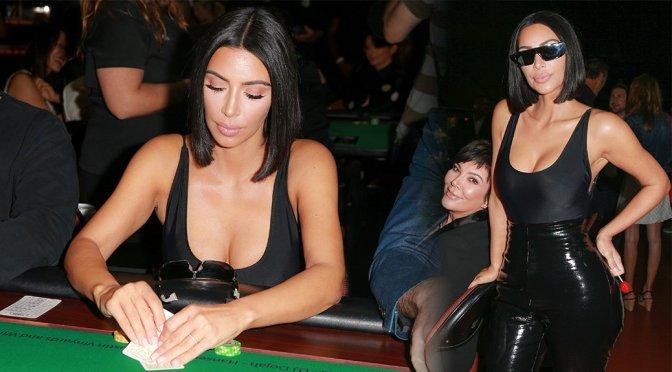 "Kim Kardashian – ""If Only"" Texas Hold'Em Charity Poker Tournament"