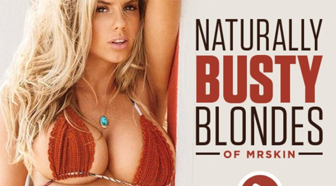 The Naturally Busty Blondes Of Mr Skin