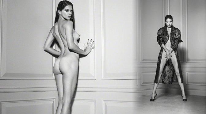 Adriana Lima Naked Angel