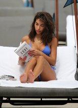 Chantel Jeffries Sexy Bikini Body