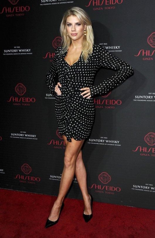 Charlotte Mckinney Sexy Legs
