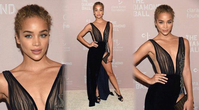 Jasmine Sanders Sexy Body