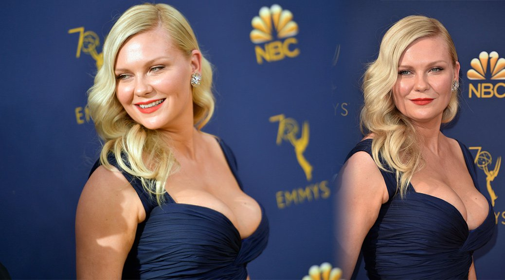 Kirsten Dunst - 2018 Emmy Awards in Los Angeles