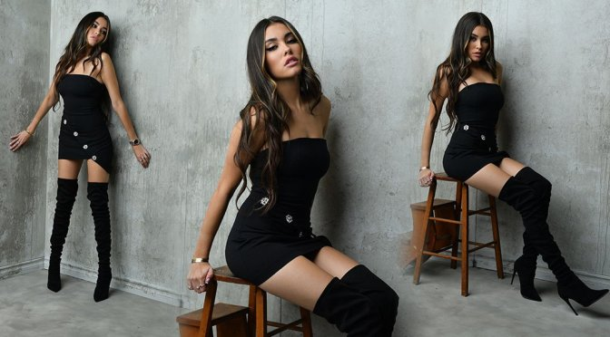 Madison Beer – 2018 iHeartRadio MuchMusic Video Awards Portraits
