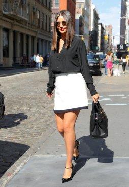 Miranda Kerr Sexy Long Legs
