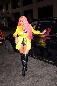 Nicki Minaj Big Boobs