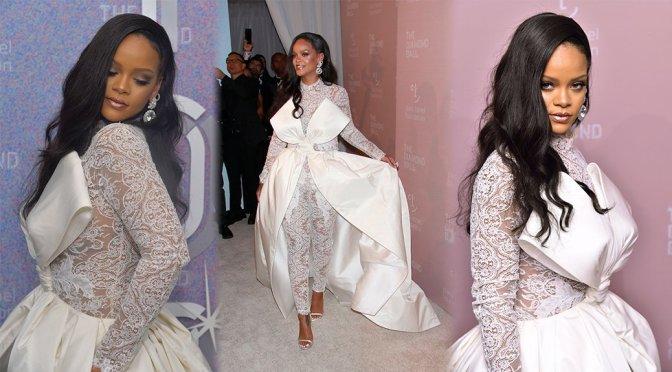 Rihanna – Rihanna's 4th Annual Diamond Ball in New York