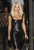 Rita Ora Big Cleavage