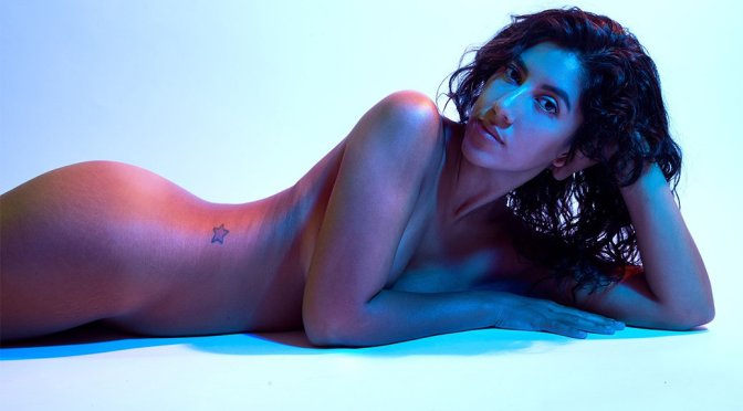 "Stephanie Beatriz – ""98 Project"" Nude Photoshoot by Maggie West"