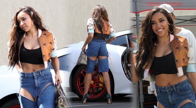 Tinashe – Sexy Candids in Los Angeles