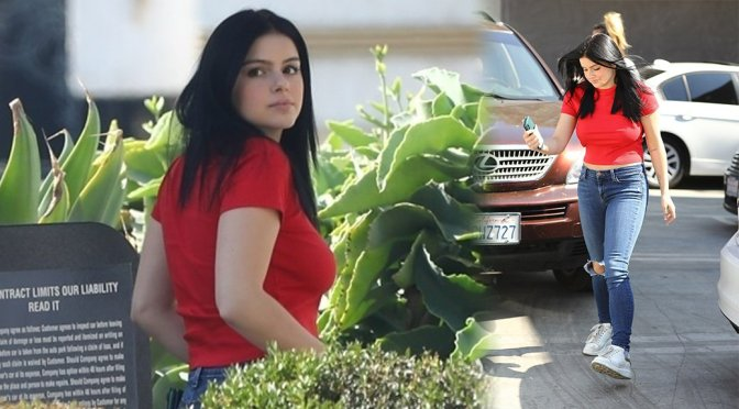 Ariel Winter – Sexy Candids in West Hollywood