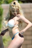 Courtney Stodden Big Boobs In Bikini
