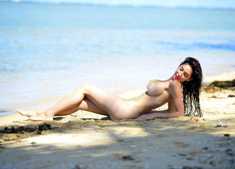 Farrah Abraham Fully Nude Body
