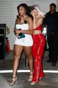 Kylie Jenner Red Hot