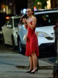 Lily Rose Depp Sexy Nightout