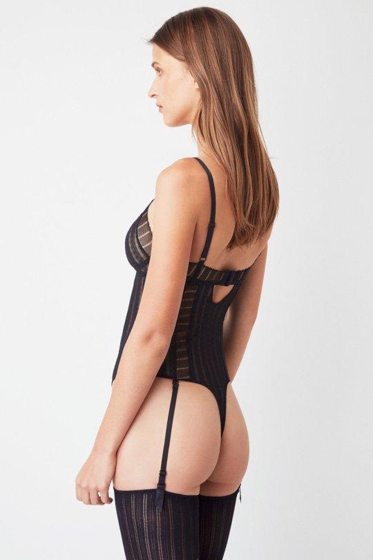 Regitze Christensen Sexy Lingerie