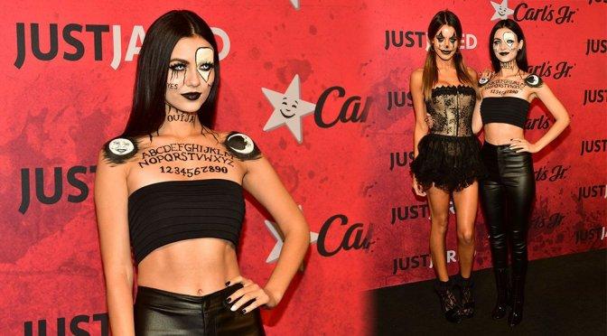 Victoria Justice – Halloween Party in Los Angeles