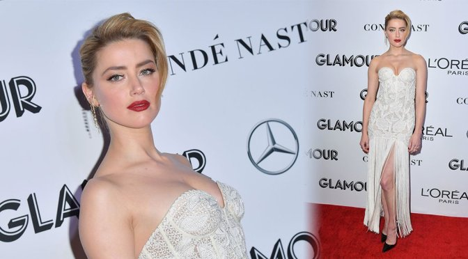 Amber Heard – 2018 Glamour Women Of The Year Awards: Women Rise