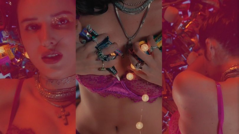 Bella Thorne Naked Video